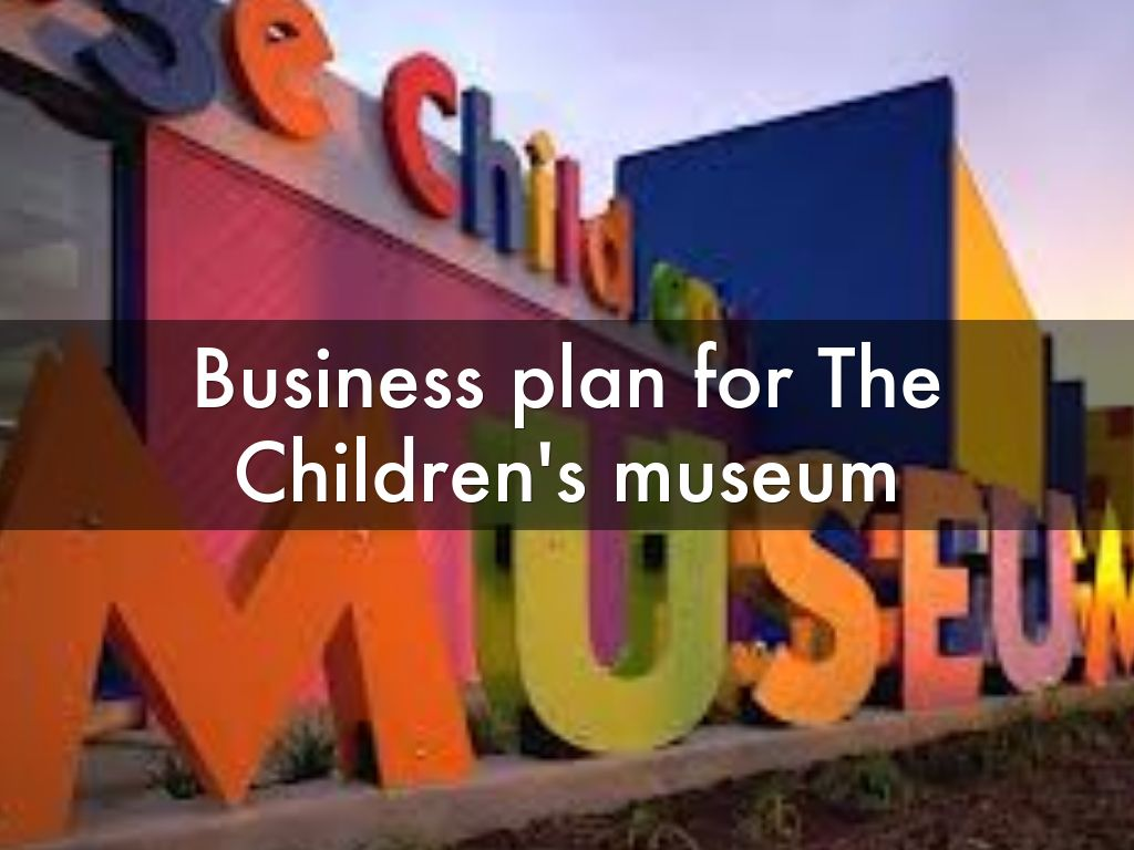 museum business plan