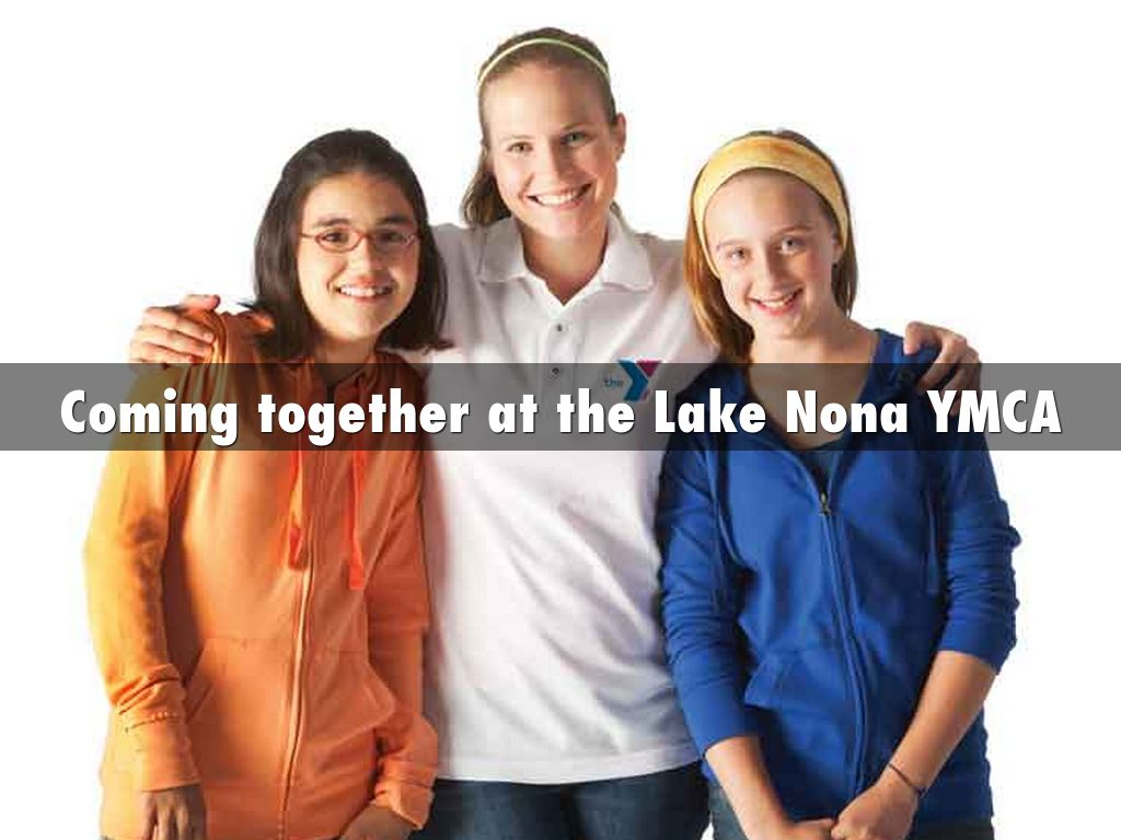 Coming together at the Lake Nona YMCA by Mark Benson