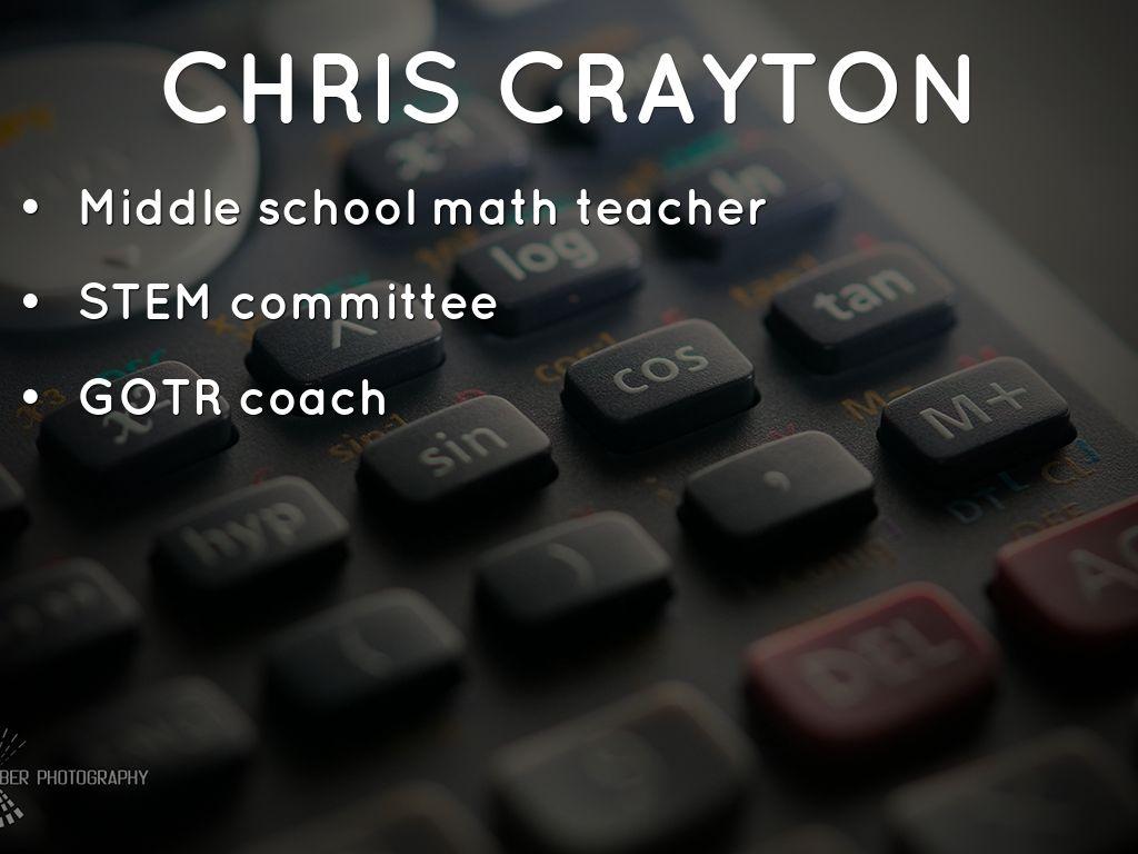 Chris Crayton by chrisc