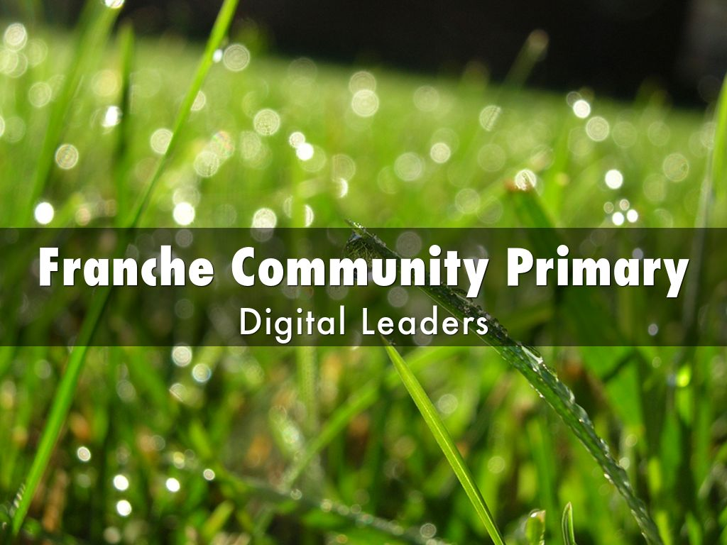 Franche Community Primary
