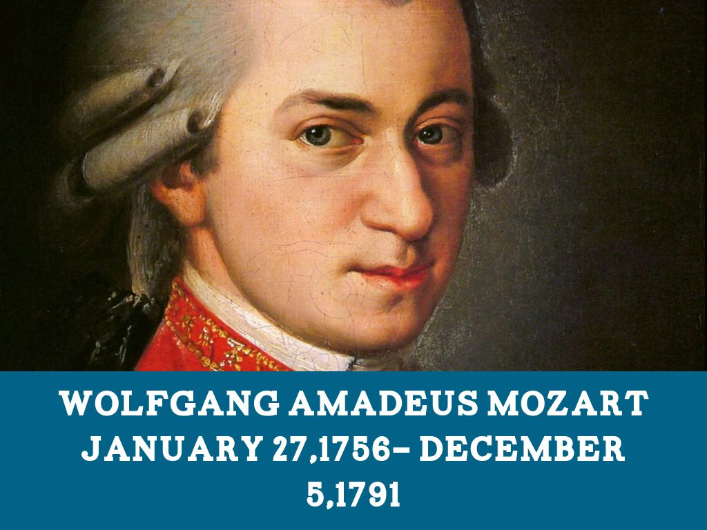 an introduction to the life and music of wolfgang amadeus mozart Introduction to mozart wolfgang amadeus mozart is the most famous composer of all composers, the superstar of classical music no other composer's life.