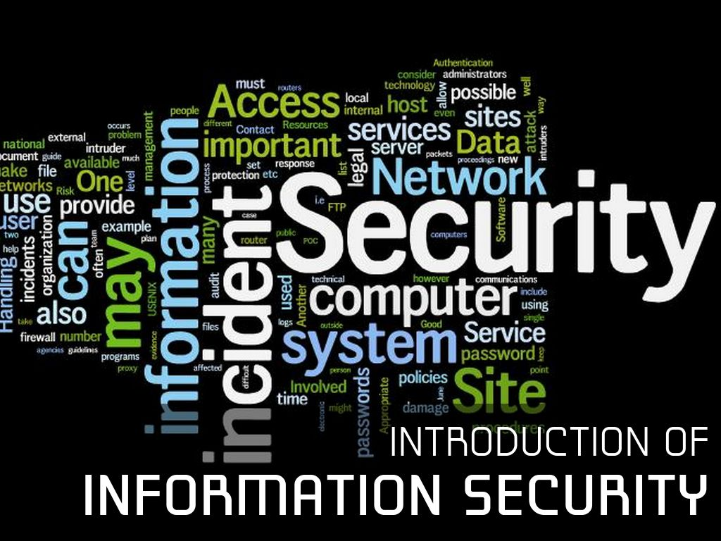 an analysis of the thesis of the security and privacy of all computer users Abstract security analysis and framework of by ali asghary karahroudy july, 2011 director of thesis or in this thesis, a data security model will be.
