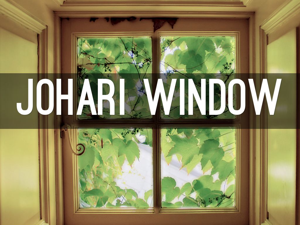 Johari Window By Nikhiln 21