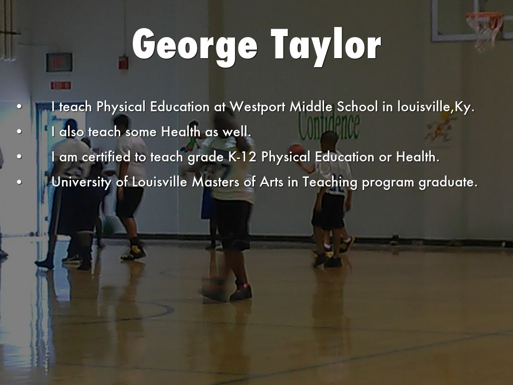 Collaborative For Teaching And Learning Louisville Ky ~ I am a physical education teacher at westport middle