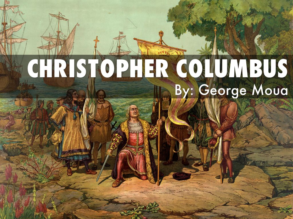 christopher columbus set sail to asia to establish trade and christianity An interview about christopher columbus and delaney was intrigued and set out to research columbus at believing he was traveling to asia, columbus.