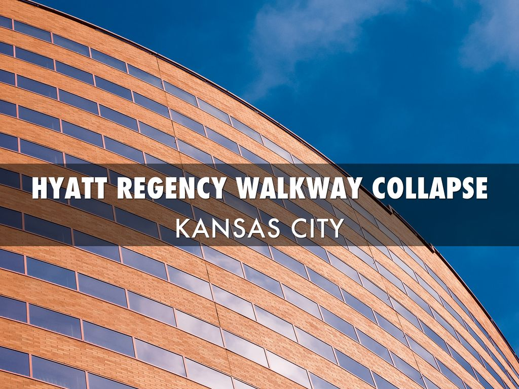 an introduction to the inside look at the hyatt regency walkway collapse