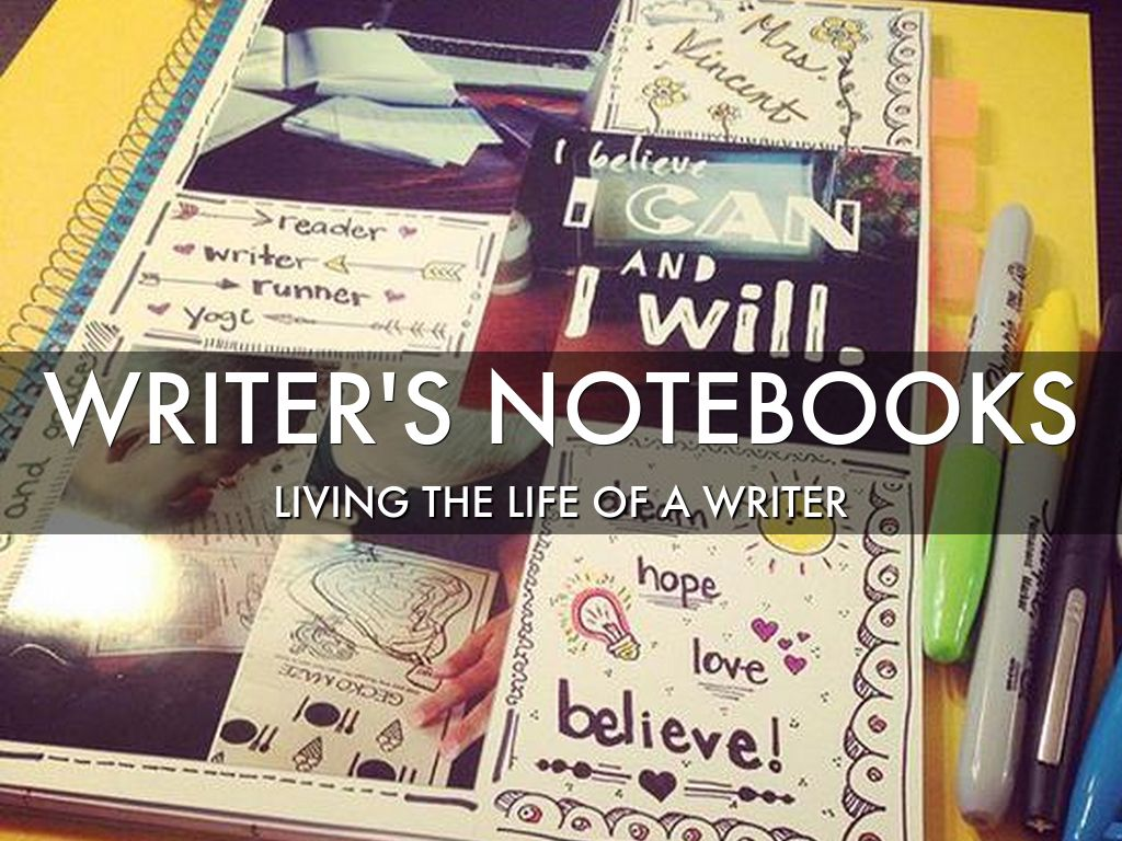 Dialogue for Character Development - Writer's Notebooks