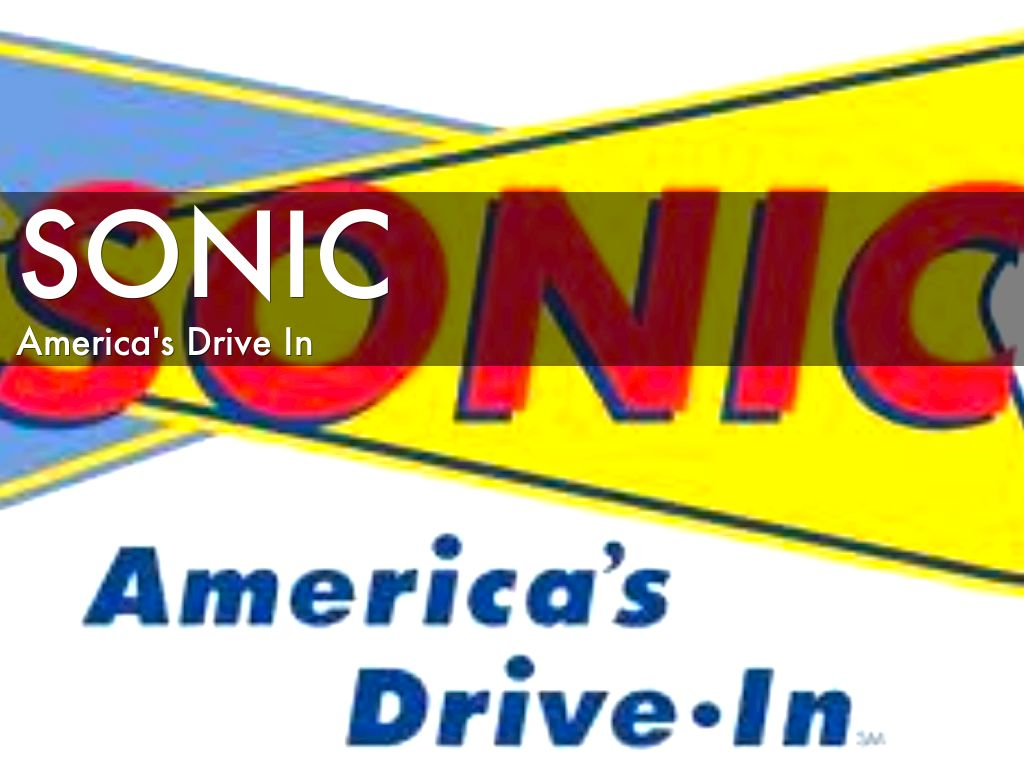 sonic drive in We're excited to announce that there will be a sonic drive-in coming to this   attention to details, when asking for tots and even on receipt bringing fries is sad.