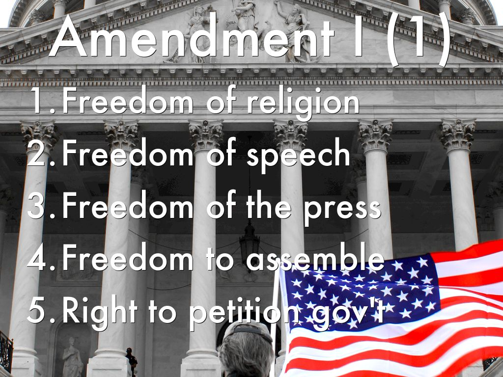 religious freedom free speech free press and free assembly and how the different suggestions of the  One's right to life, liberty, and property, to free speech, a free press, freedom of worship and assembly, and other fundamental rights may not be submitted to vote the supreme court did not rule that the pledge was unconstitutional rather, they held that students may not be compelled to recite it.