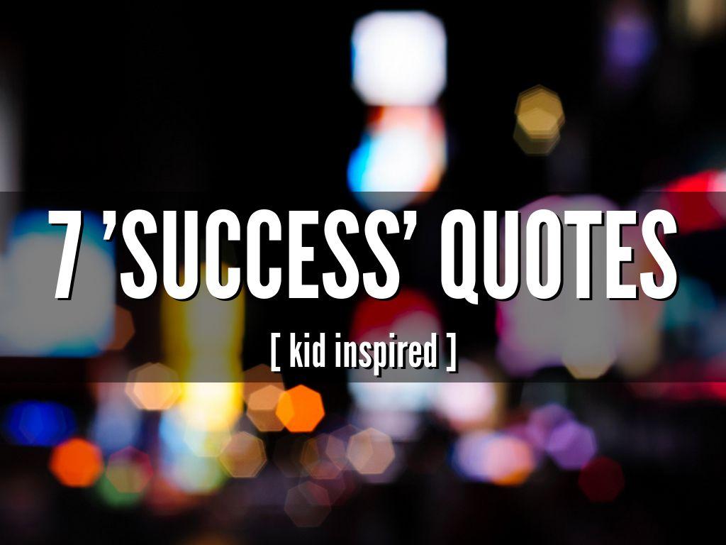 """Kopie von """"Success"""" Be Inspired"""