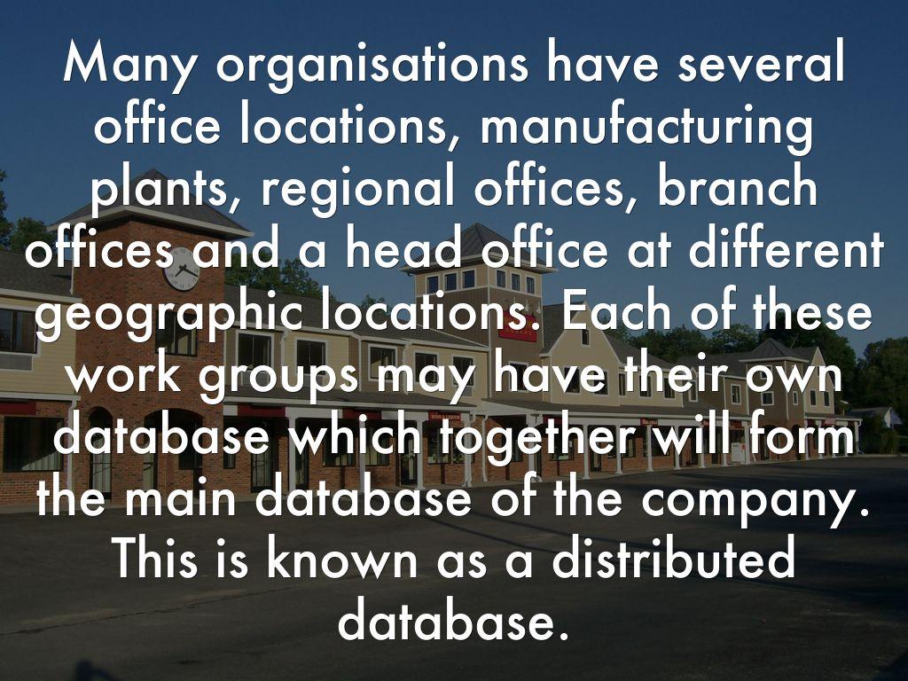 Databases by Kayleigh Santala