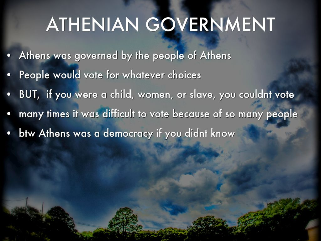 an analysis of the city state of athens and its council of elders The project gutenberg ebook of athens: its rise  effects of war—state of athens—interference  of votes in the council each city had two.