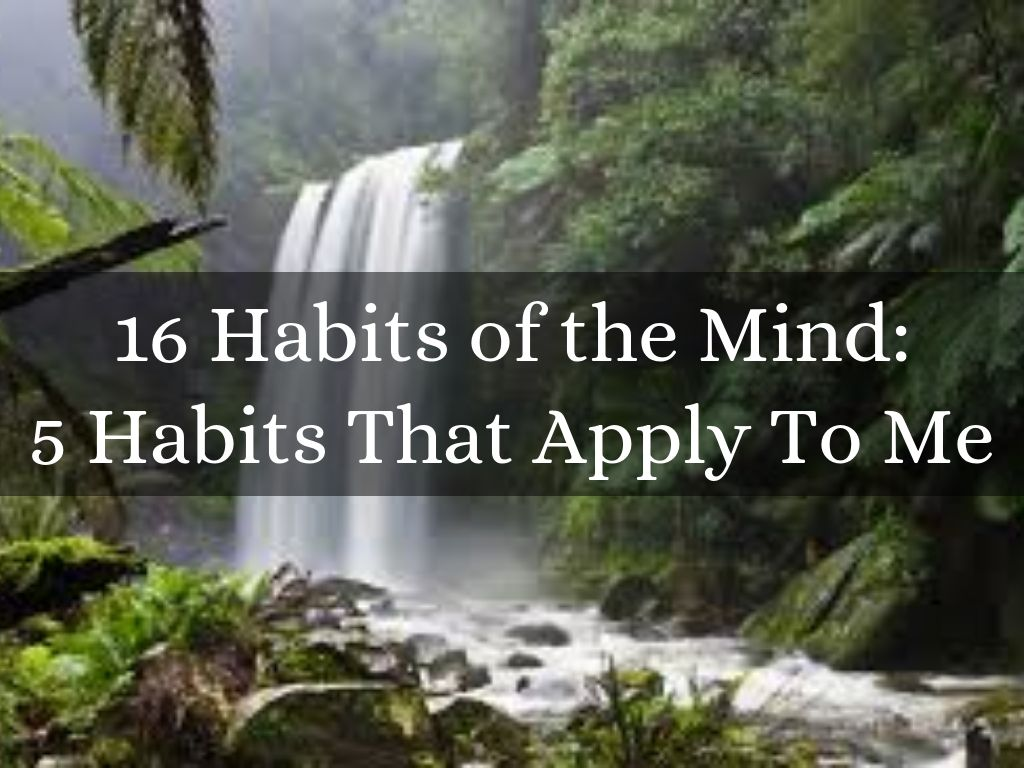 habits of the mind Browse habits of mind resources on teachers pay teachers, a marketplace trusted by millions of teachers for original educational resources.