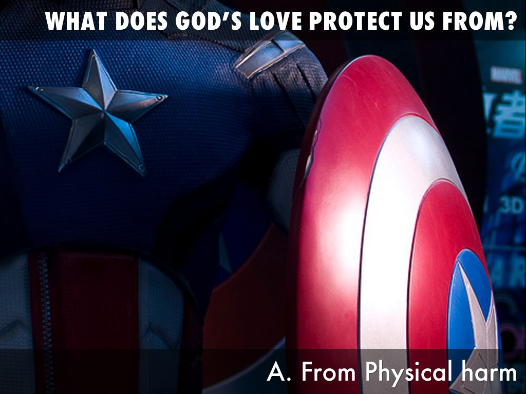does god protect us