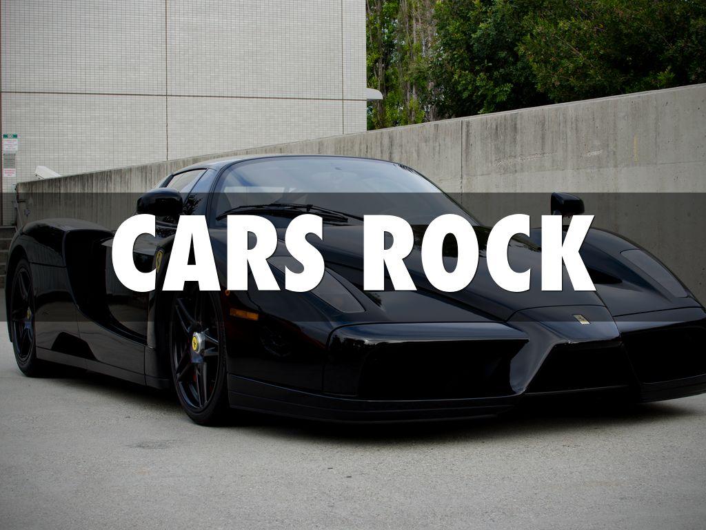 CARS ROCK
