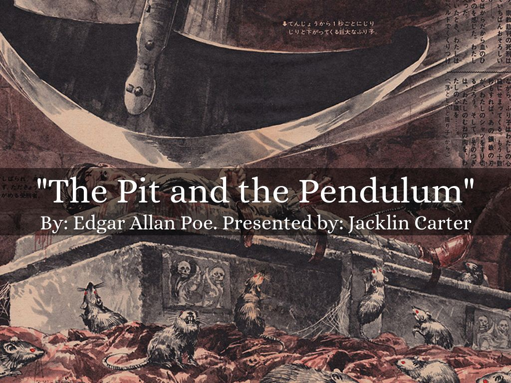 the pit and the pendulum ending Dark tales: edgar allan poe's the pit and the pendulum collector's edition for ipad, iphone, android, mac & pc can you save dupin from a malevolent murderer in time.