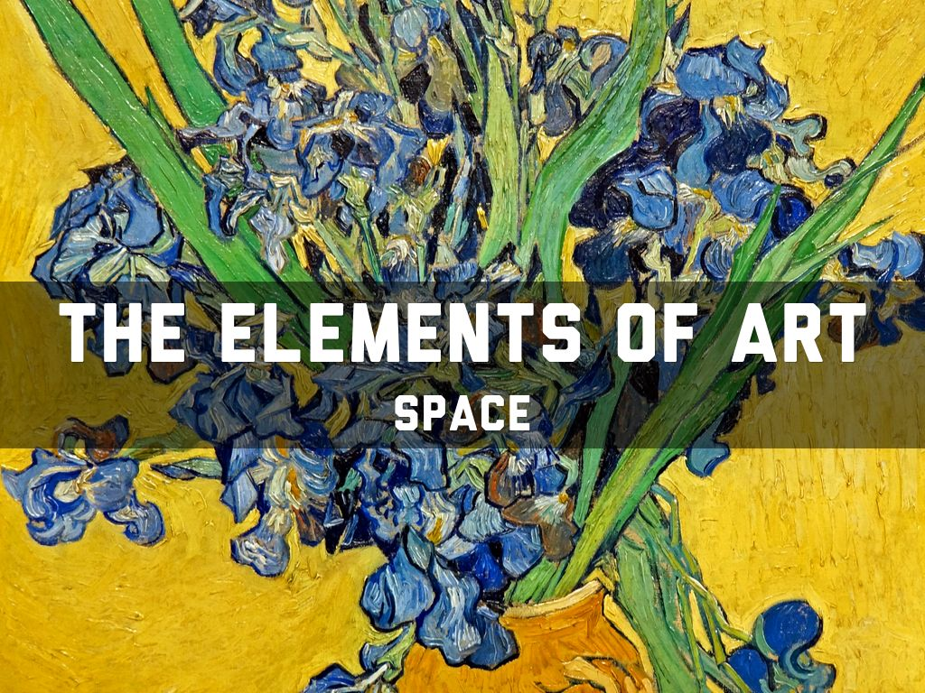 Elements In Artwork : The elements of art space by tara nunimaker