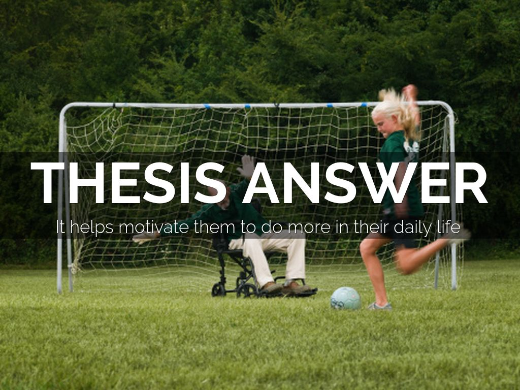 thesis for steroids in sports