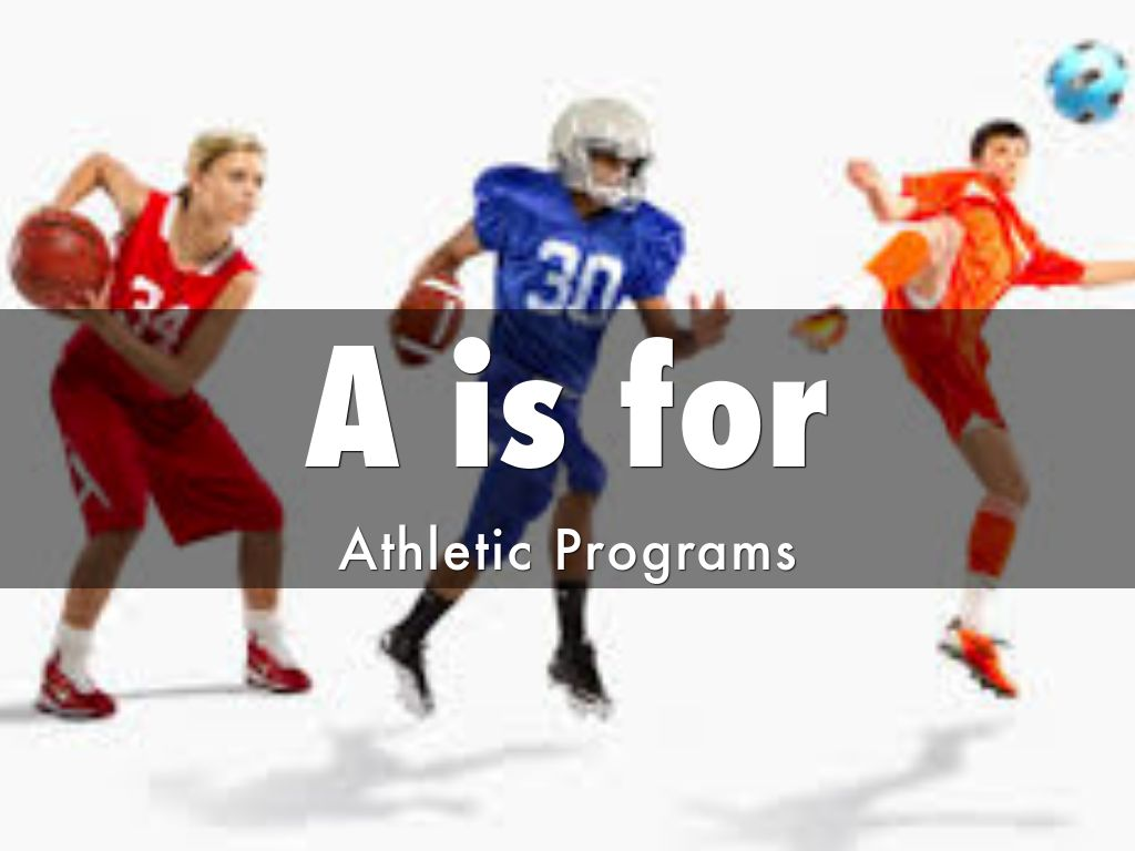 athletic programs