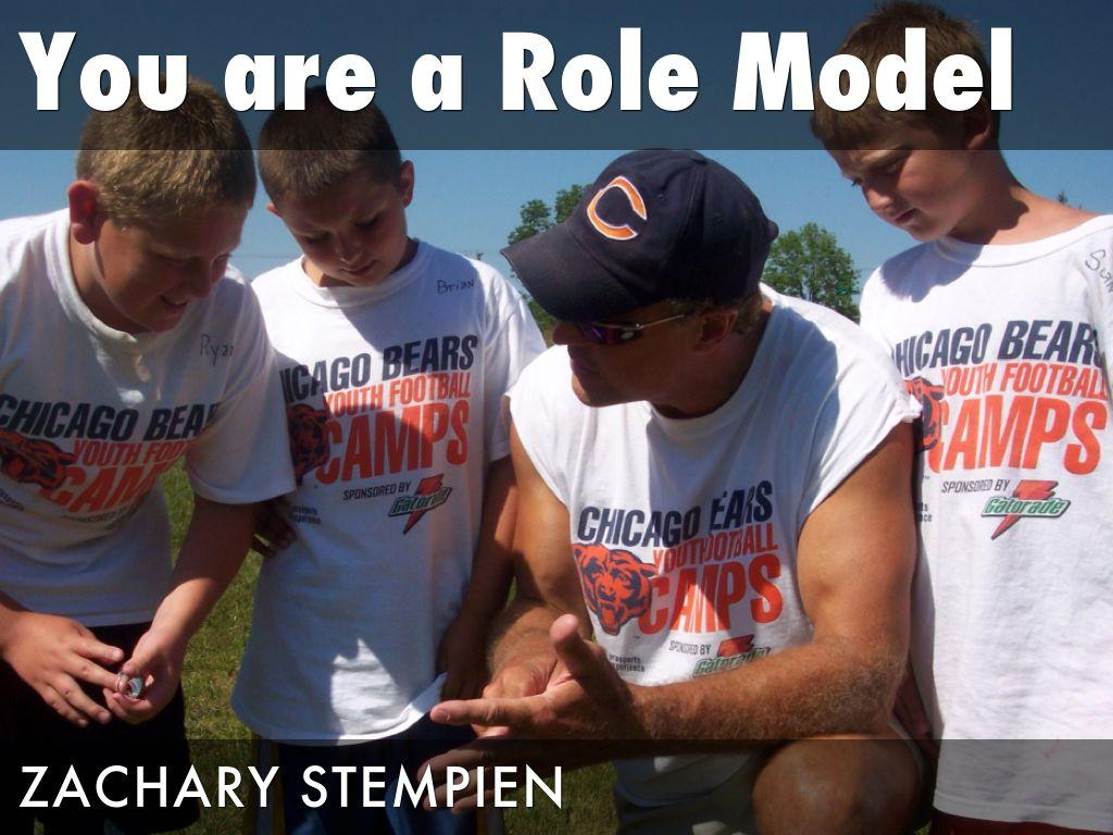 role model speech outline