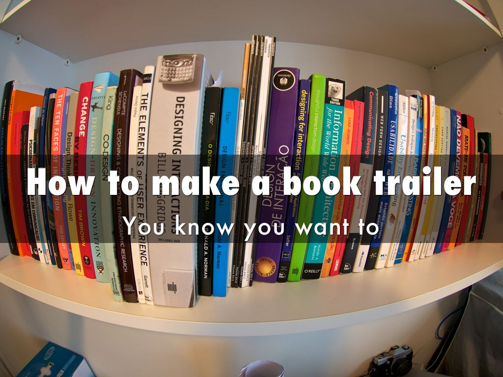 How To Make A Book Trailer : Haiku deck gallery business presentations and templates