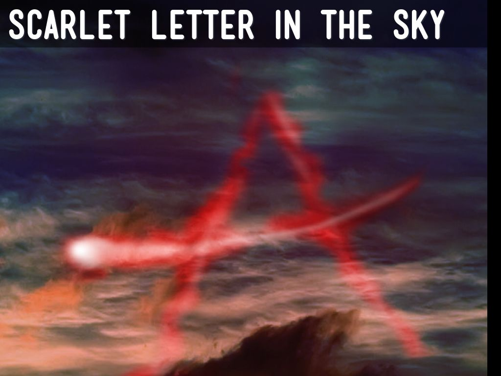 isolation within the scarlet letter In the scarlet letter, the reader should be prepared to meet the real and the unreal, the actual and the imaginary, the probable and the improbable,.