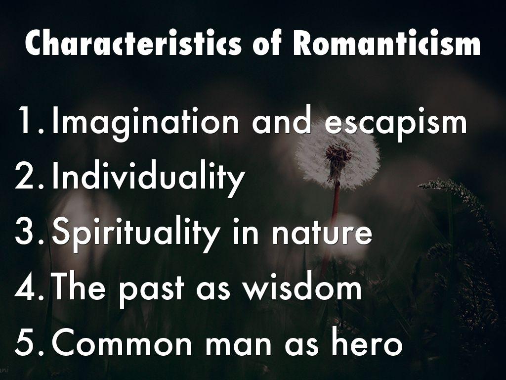romanticism and imagination
