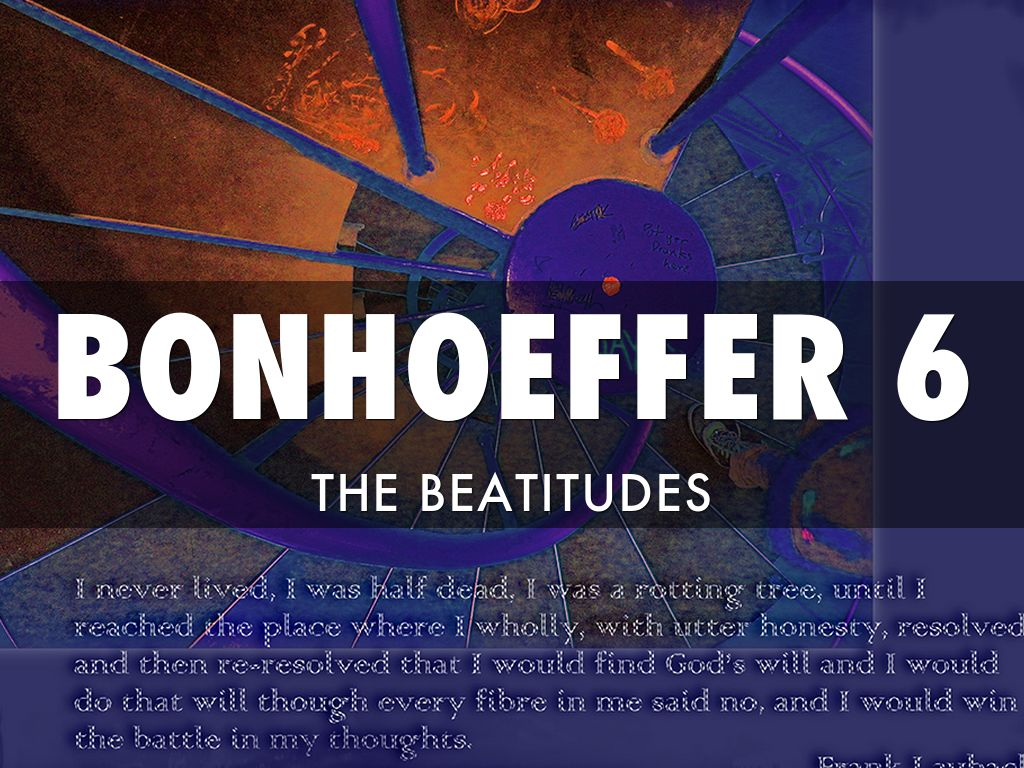 bonhoeffers question Enjoy the best dietrich bonhoeffer quotes at brainyquote quotations by dietrich bonhoeffer, german theologian, born february 4, 1906 share with your friends.