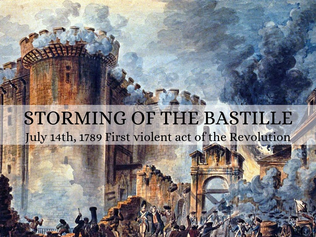 storming of the bastille july 14 In a this day in history video, learn that on july 14, 1789, revolutionaries created a summer holiday in france when they stormed the bastille the fortress was.
