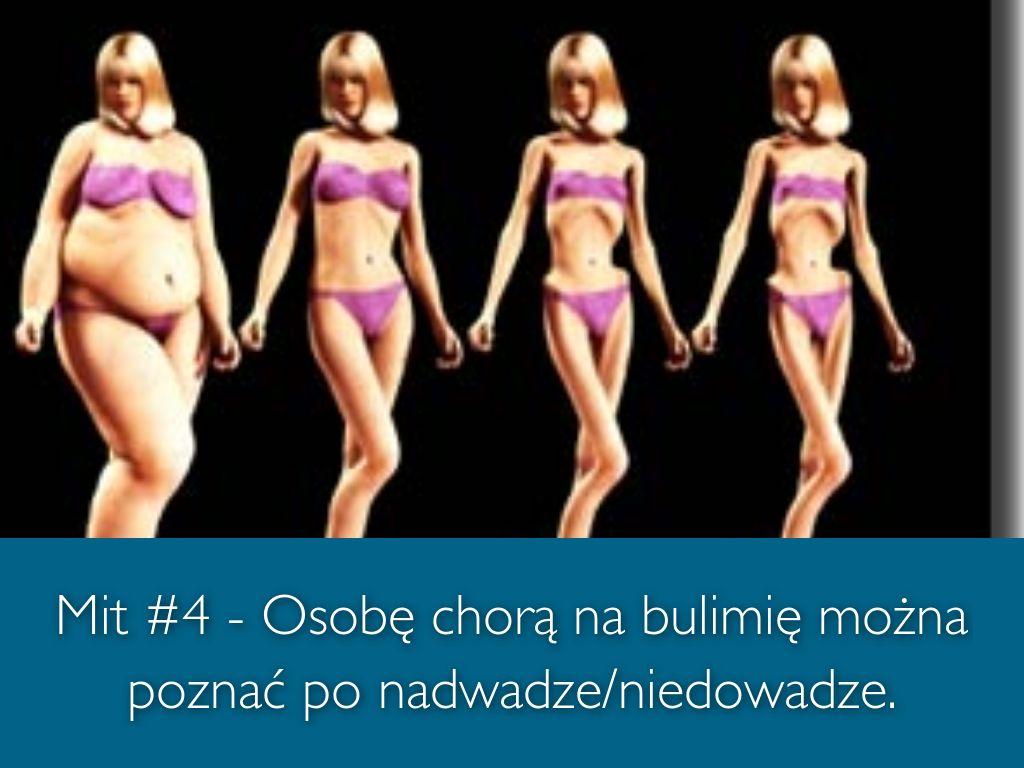 Bulimia czy po napadzie można schudnąć