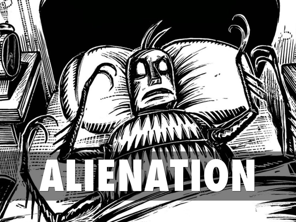 gregor samsa alienation From marx to myth: the structure and function of self-alienation in alienation is not restricted and the structure and function of gregor samsa's.