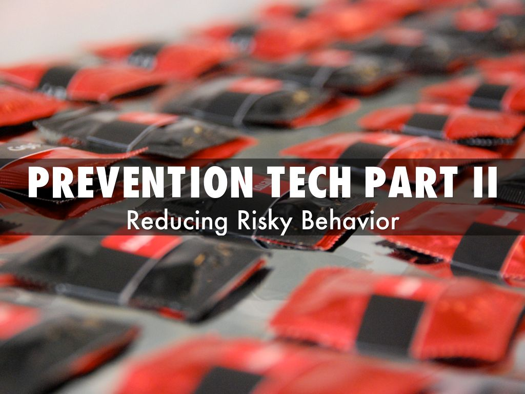 Prevention Tech: Part II