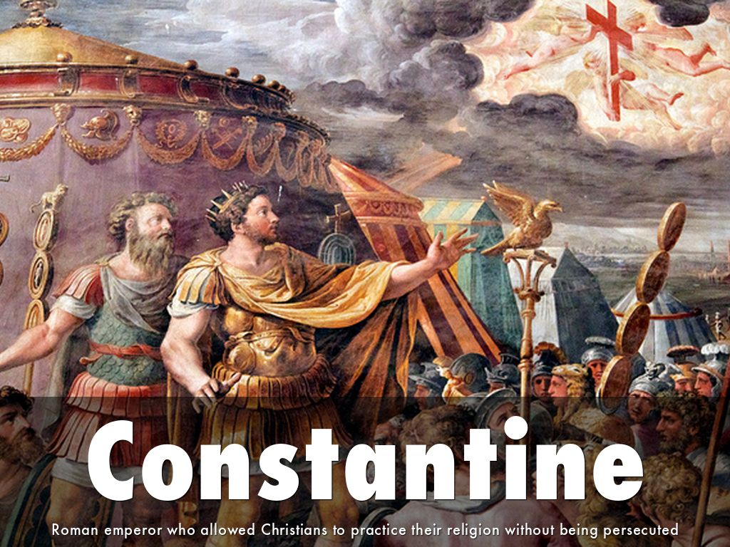 an analysis of religion of emperor constantine Constantine's reign as roman emperor (ad 306-337) dramatically changed the direction of christianity, though in ways far different from those portrayed in the da vinci code.