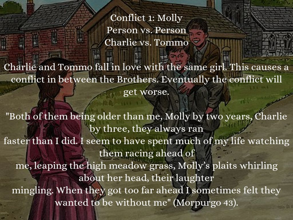 private peaceful tommo and charlies relationship quotes