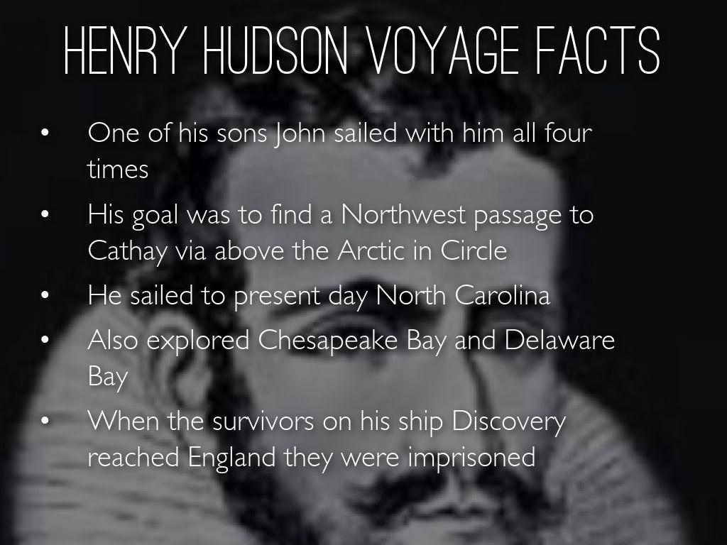 Henry Hudson by S Q