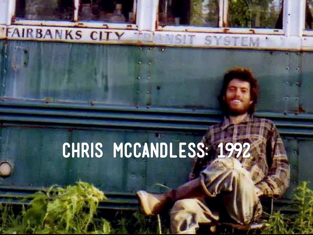 character analysis of chris mccandless in jon krakuers into the wild John krakauer's ''into the wild'' tells the story of chris mccandless, who left   mccandless is a mysterious and controversial character at the center of the book.