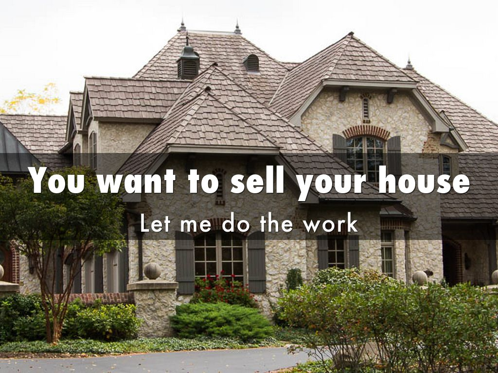 How I Will Sell Your House By Nate Shields