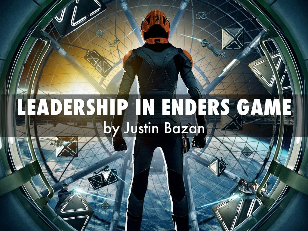 enders game essay a
