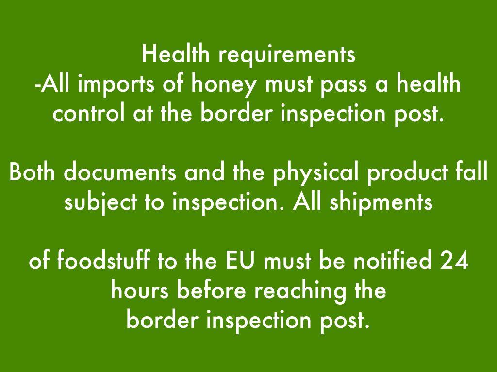 Honey Export Marketing Plan by lama_a_