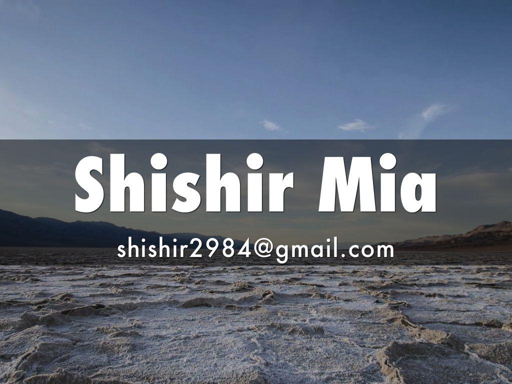 Shishir Mia