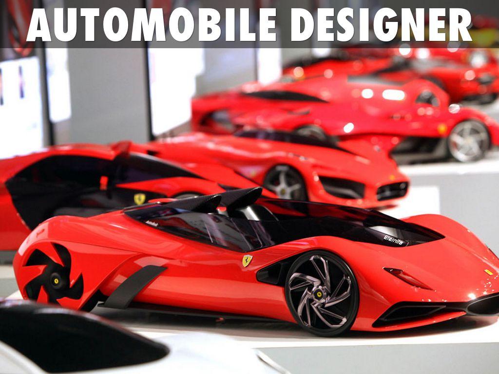 Automobile Designer By Johann Mahabir