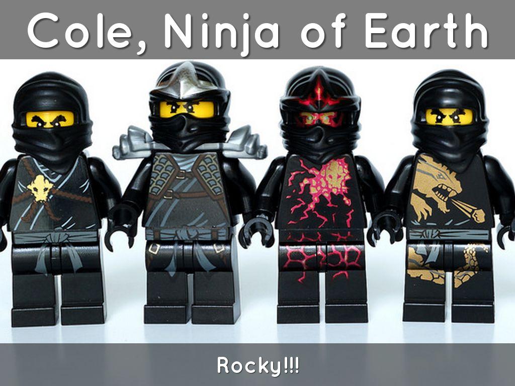 Cole Ninja Of Earth