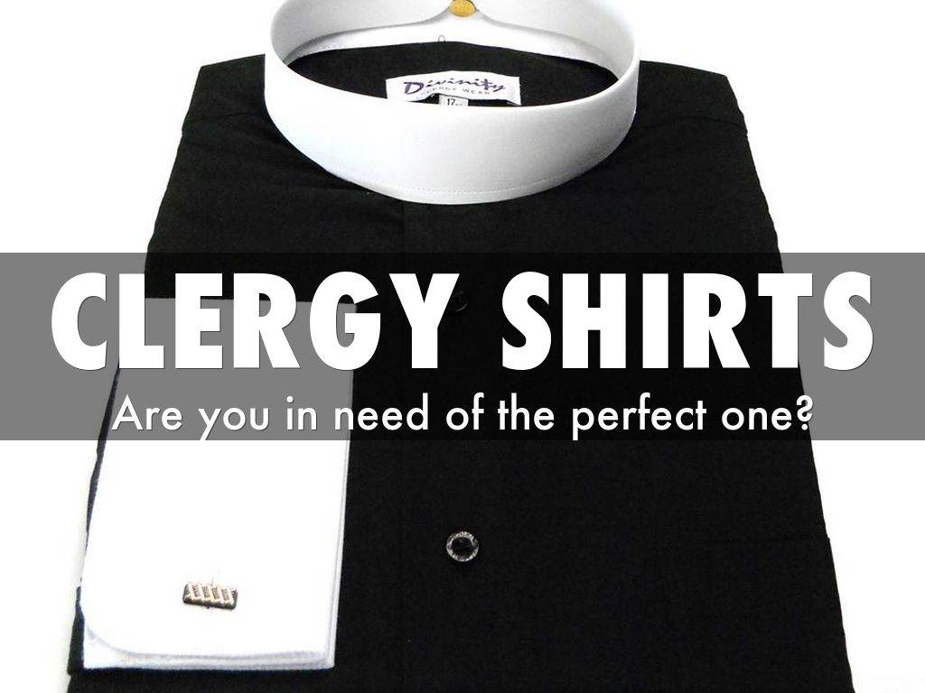 Tips For Finding The Right Clergy Shirt By Jordan
