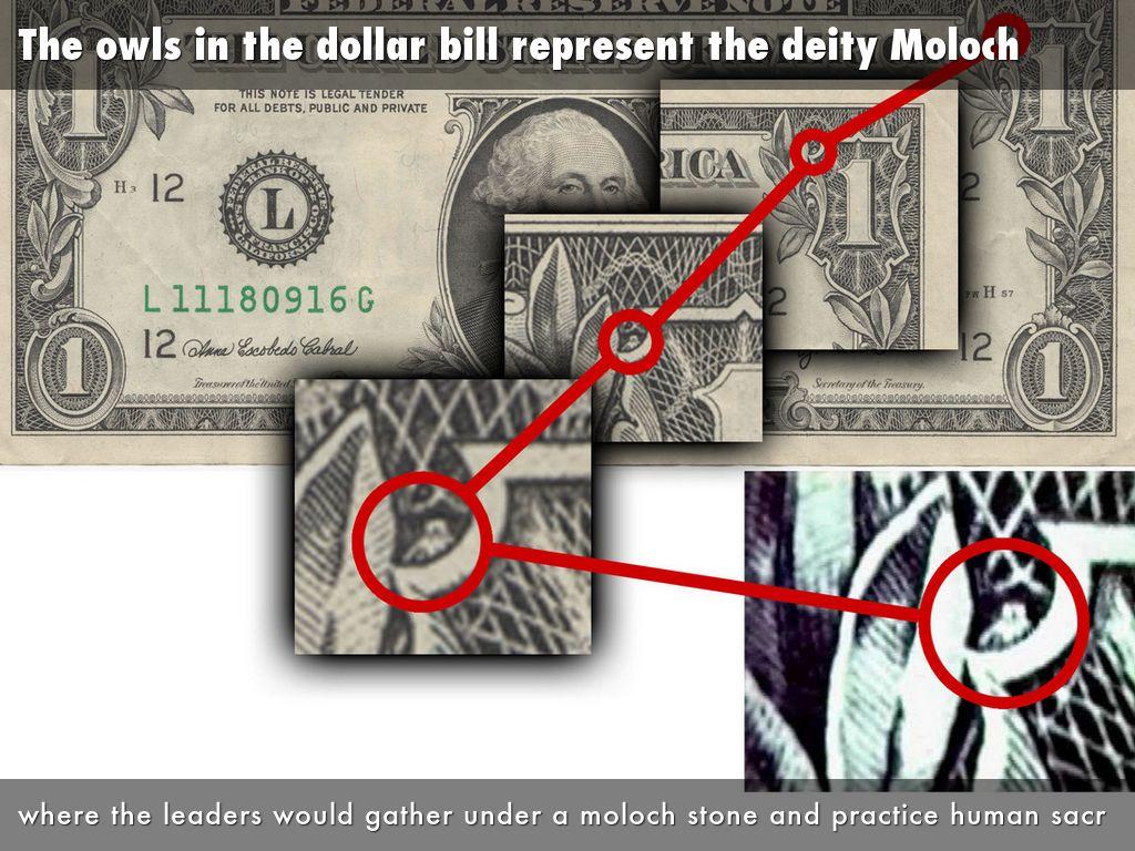 Кто изображен на долларовых купюрах