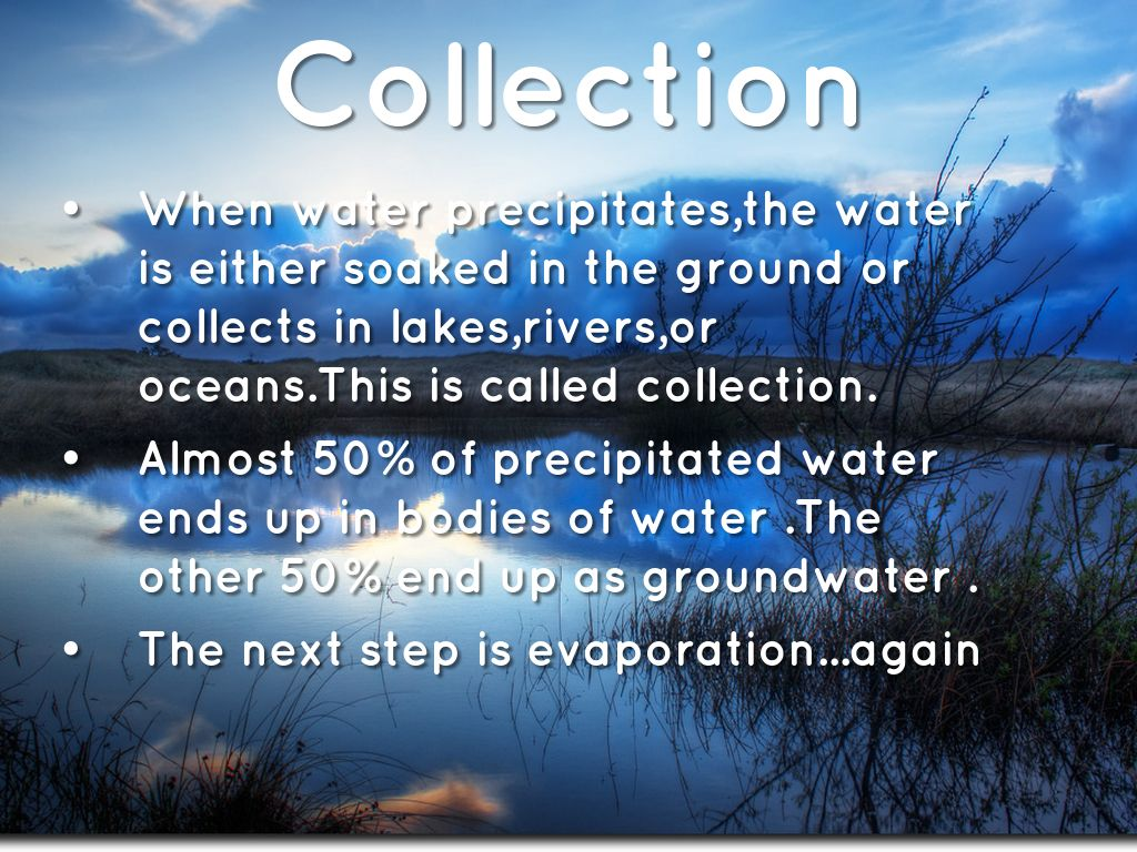 The Water Cycle by Hey people! Get out of my account!