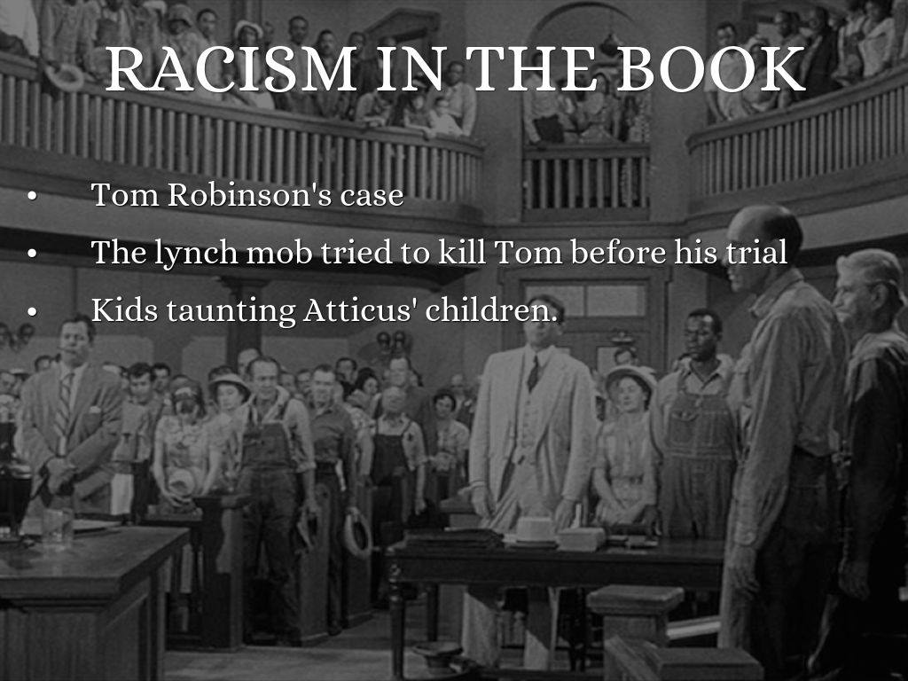 thesis on racism in to kill a mockingbird To kill a mockingbird: racism in harper lee''s book, to kill a mockingbird, there are many examples of racism during this time in history racism was acceptable racism is a key theme in her book not only those who were black, but also those who affiliated with blacks, were considered inferior.