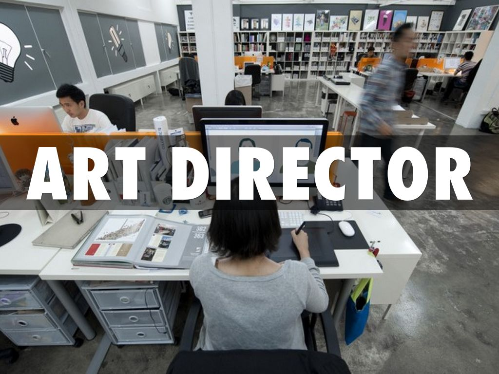 Art Director by carrie