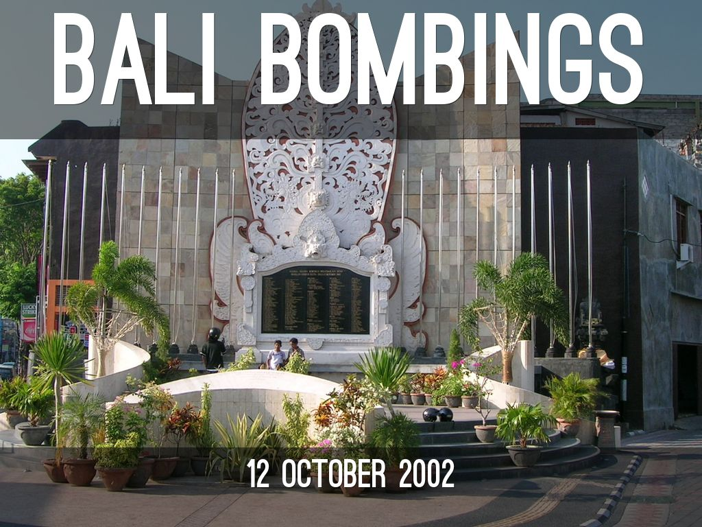 bali bombings responess terrorism: legal and non-legal responses evaluate the effectiveness of the legal and non-legal responses to the bali bombings the 2002 bali bombings were a series of suicide bombing attacks on the popular western tourist district of kuta, bali - an island of indonesia.
