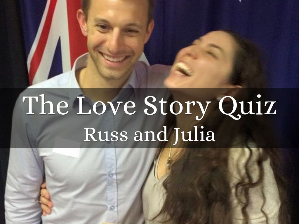 The Love Story Quiz