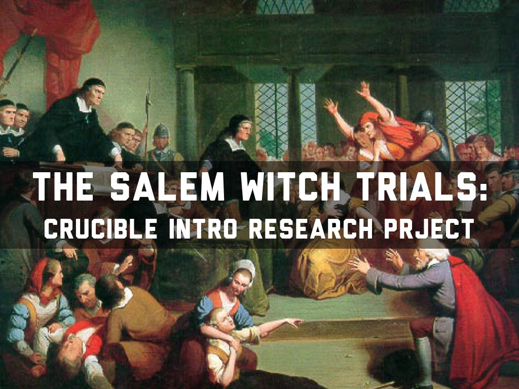 crucible grudges vs the salem witch trials essay The crucible - witch trials  the madness of the salem witch trials is explored in great detail the secret grudges that neighbors held against each other.